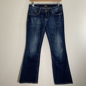REROCK for Express boot jean